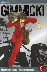 Gimmick! Graphic Novel 09