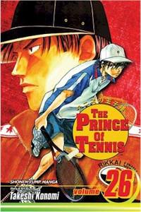 Prince of Tennis Graphic Novel 26