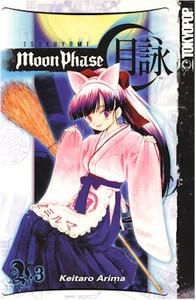Tsukuyomi Moon Phase Graphic Novel 03