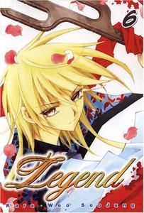 Legend Graphic Novel 06