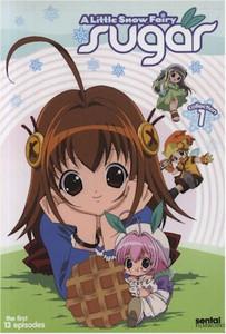 Sugar: A Little Snow Fairy DVD Collection 1