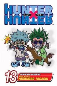 Hunter X Hunter Graphic Novel 13