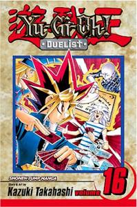 Yu-Gi-Oh Duelist Graphic Novel 16