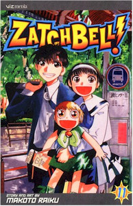 Zatch Bell Graphic Novel Vol. 11