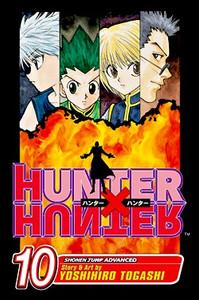 Hunter X Hunter Graphic Novel 10