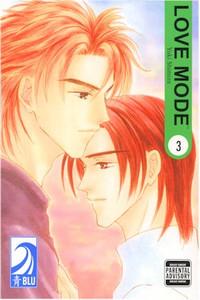 Love Mode Graphic Novel 03