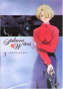 Sakura Wars TV DVD Vol. 03