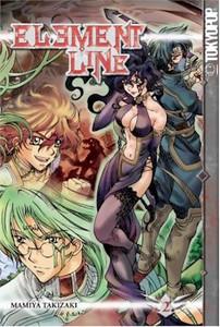 Element Line Graphic Novel 02