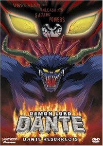 Demon Lord Dante DVD Vol. 01 Dante Resurrects