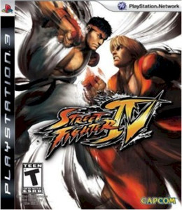 Street Fighter IV (PS3) (Used)