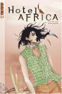 Hotel Africa Graphic Novel 01