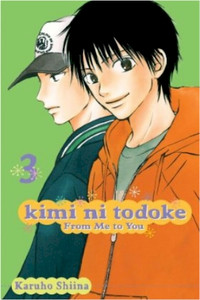 Kimi ni Todoke: From Me To You Graphic Novel 03