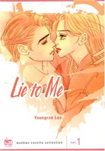 Manhwa Novella Collection GN 01 Lie to Me