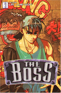 Boss Graphic Novel Vol. 03