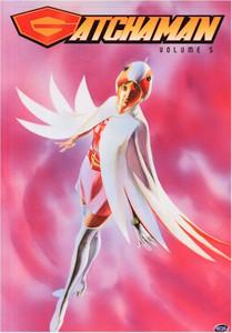 Gatchaman DVD 05