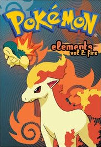 Pokemon Elements DVD Vol. 02 Fire
