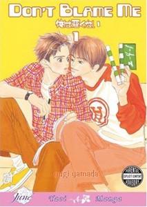 Don't Blame Me Graphic Novel 01