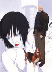 Ghost In The Shell Innocence Wallscroll #108
