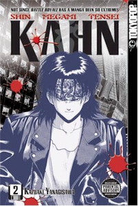 Shin Megami Tensei Kahn Graphic Novel 02