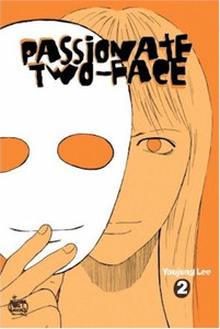 Passionate Two-Face Graphic Novel 02