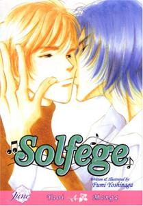 Solfege Graphic Novel