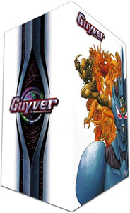 Guyver DVD Collector's Edition w/v.2 (ADV)