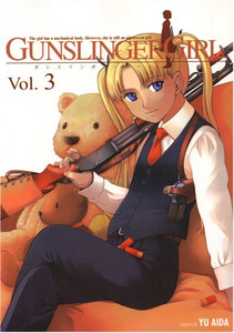 Gunslinger Girl Graphic Novel 03