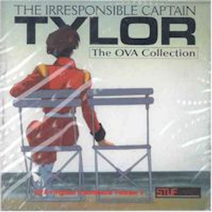 The Irresponsible Captain Tylor: The OVA Collection OST USED