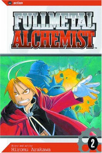 Fullmetal Alchemist Graphic Novel 02
