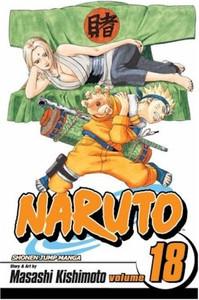 Naruto Graphic Novel Vol. 18