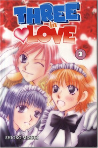 Three in Love Graphic Novel 02