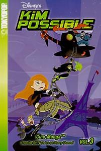 Kim Possible Graphic Novel Vol. 03