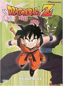 Dragon Ball Z TV DVD Vol. 03 : Snake Way