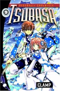 Tsubasa: RESERVoir CHRoNiCLE GN 09