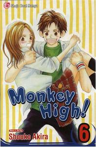 Monkey High! Graphic Novel 06