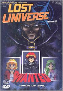 Lost Universe DVD Vol. 05