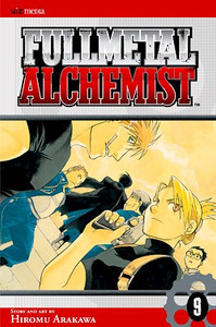 Fullmetal Alchemist Graphic Novel 09