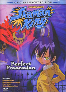 Shaman King DVD 02 Perfect Possession