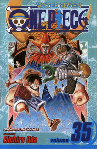 One Piece Graphic Novel 35
