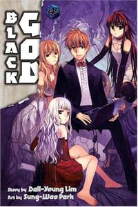 Black God Graphic Novel 04