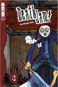 Death Jam Graphic Novel 03