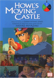 Howl's Moving Castle Film Comic Vol. 03