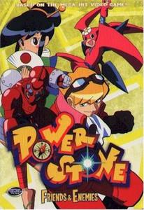 Power Stone DVD Vol. 05 : Friends & Enemies