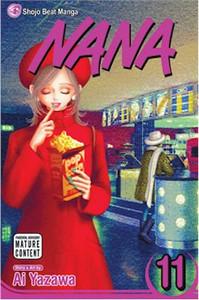 Nana Graphic Novel Vol. 11