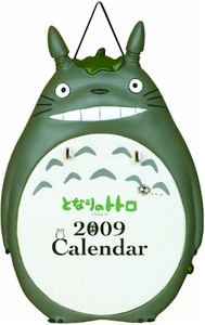 My Neighbor Totoro Import 2009 Souvenir Calendar #16287