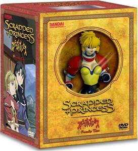 Scrapped Princess DVD LE w/v.01
