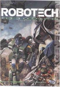 Robotech DVD Vol. 12: Counter Strike