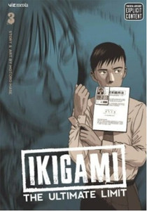 Ikigami Graphic Novel 03