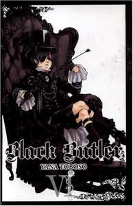 Black Butler Graphic Novel 06