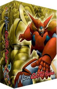 New Getter Robo DVD Collector's Box w/v.1